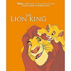 Parragon - Disney movie collection: lion king book