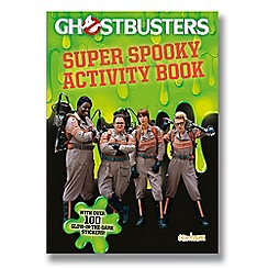 Ghostbusters - Glow in the Dark Activity Book