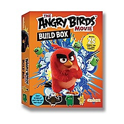 Angry birds - Press out Model Box