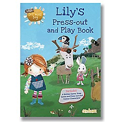 Parragon - Lily's Driftwood Bay: Lilys press out Playbook