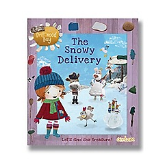 Parragon - Lilys Driftwood Bay: The Snowy Day picture book