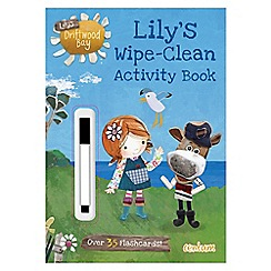 Parragon - Lily's Driftwood Bay: Wipeclean activity book