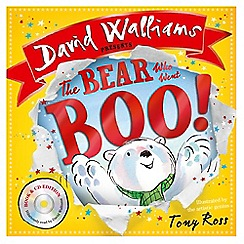 Harper Collins - The Bear Who Bent Boo' book