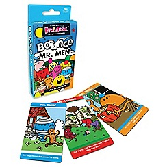 The Green Board Game Co - BrainBox Bounce Mr Men