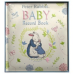 Beatrix Potter - Peter Rabbit Baby Record Book