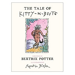 Beatrix Potter - The Tale of Kitty In Boots book