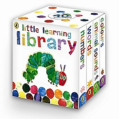 The Very Hungry Caterpillar - Little Learning Library book