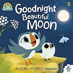 Penguin - Puffin Rock: Goodnight Beautiful Moon book