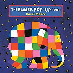Penguin - The Elmer Pop-Up Book