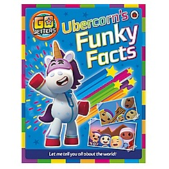 Penguin - Go Jetters: Ubercorn's Funky Facts book