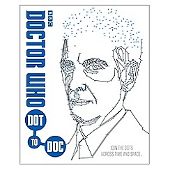 Doctor Who - Dot-to-Doc book