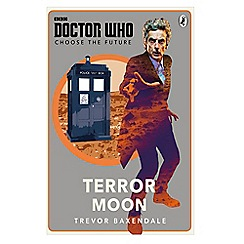 Doctor Who - Choose the Future: Terror Moon book