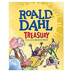 Roald Dahl - The Roald Dahl Treasury book
