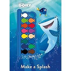 Disney PIXAR Finding Dory - Make a splash painting book
