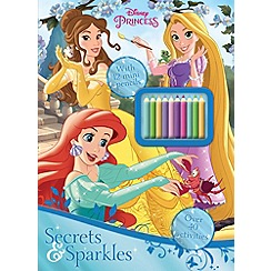 Disney Princess - Activity book