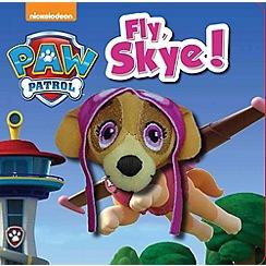 Paw Patrol - Skye finger puppet book
