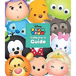 Disney Tsum Tsum - Collectors guide book