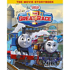 Thomas & Friends - The Great Race Movie Storybook