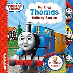 Thomas & Friends - Tabbed board treasury book