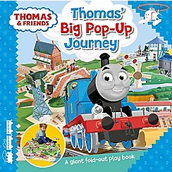 Thomas & Friends - Pop and play set book