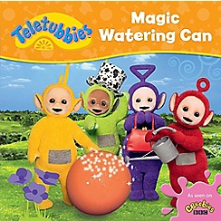 Teletubbies - Magic watering can cased board book