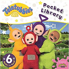 Teletubbies - Pocket library book