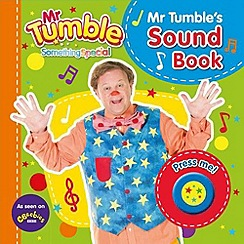 Something Special - Mr tumble single sound book