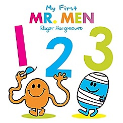 Mr Men - 123 book