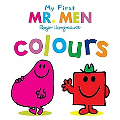 Mr Men - Colours book