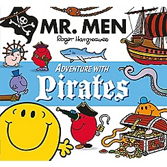 Mr Men - Adventure: pirates book