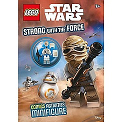LEGO - Star Wars Strong with the Force activity book