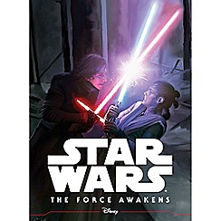 Star Wars - The force awakens illustrated storybook