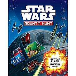 Star Wars - What's inside: a bounty hunter adventure book