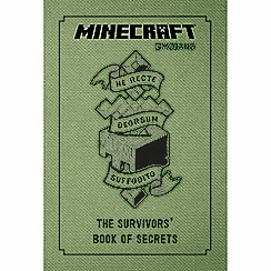 Minecraft - The survivor's book of secrets book
