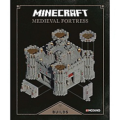 Minecraft - Exploded builds: medieval fortress book