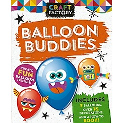 Parragon - Craft factory: balloon buddies book