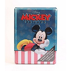 Parragon - Disney Mickey and Friends Happy tin book