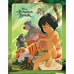 Disney The Jungle Book - Happy tin book