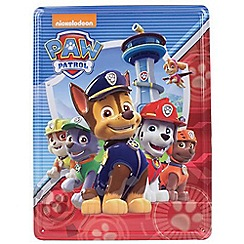 Paw Patrol - Happy tin book