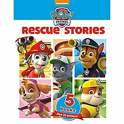 Paw Patrol - 5 book slipcase rescue stories