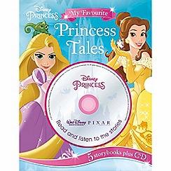 Disney Princess - 5 book CD slipcase book