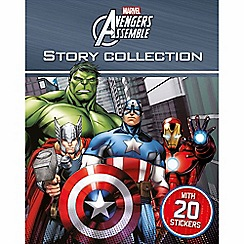 Marvel - 4 book slipcase book