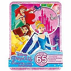 Disney Princess - Storytelling adventures premium tin book