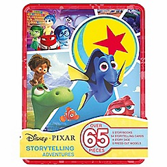 Parragon - Disney Pixar Storytelling adventures premium tin book