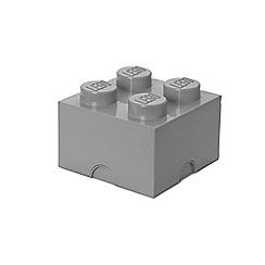 LEGO - Grey giant storage brick