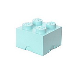 LEGO - Pale blue giant storage brick