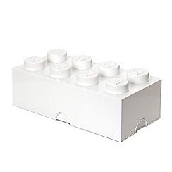 LEGO - Large white giant storage brick