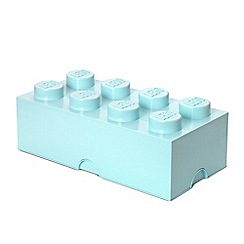 LEGO - Large pale blue giant storage brick