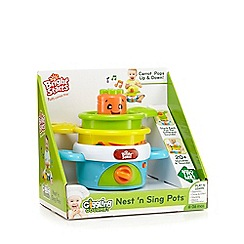 Bright Starts - Nest 'n Sing Pots