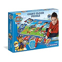 Paw Patrol - The Giant Interactive Mat-Paw patrol